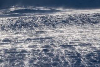 Drifting snow #2