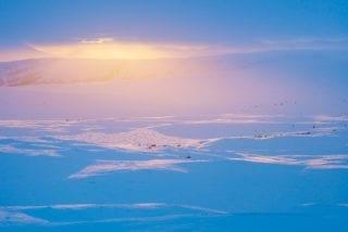 Blue sunset #2