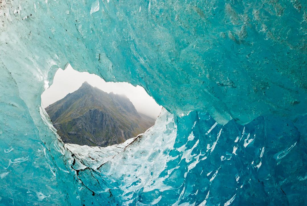 Glacier window