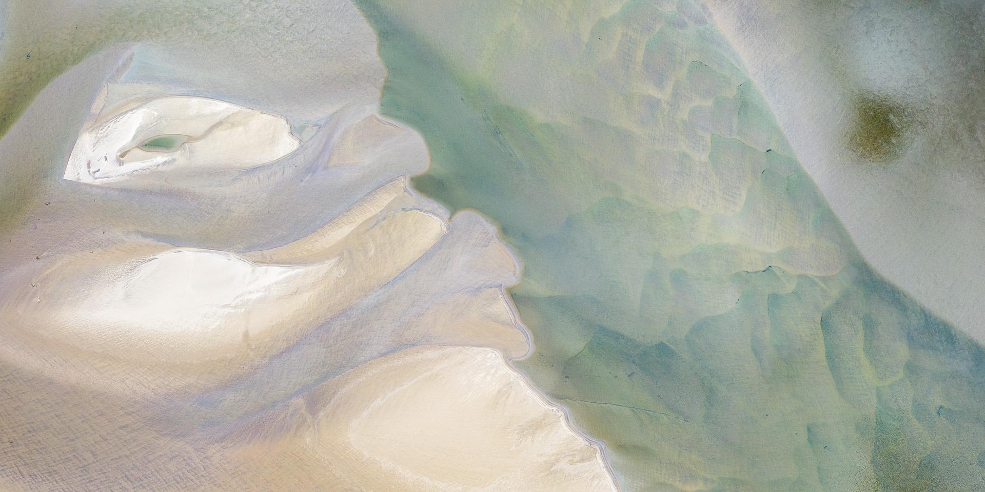 Pastel river #2
