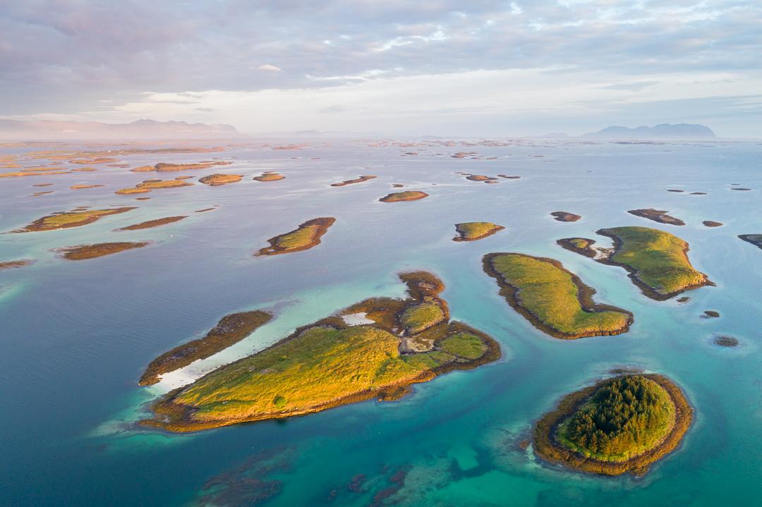 Archipelago aerial