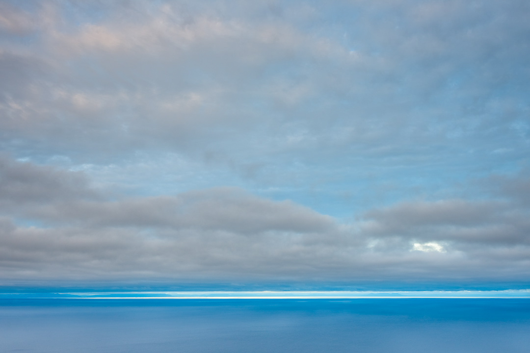 Light in the horizon