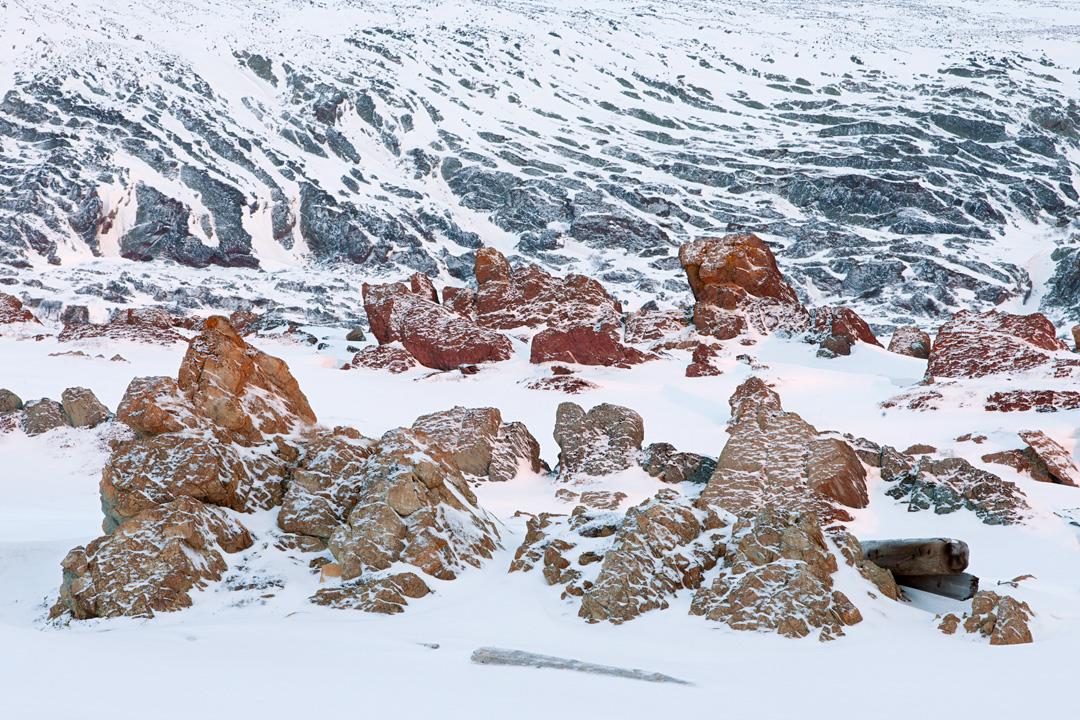 Pastel rocks