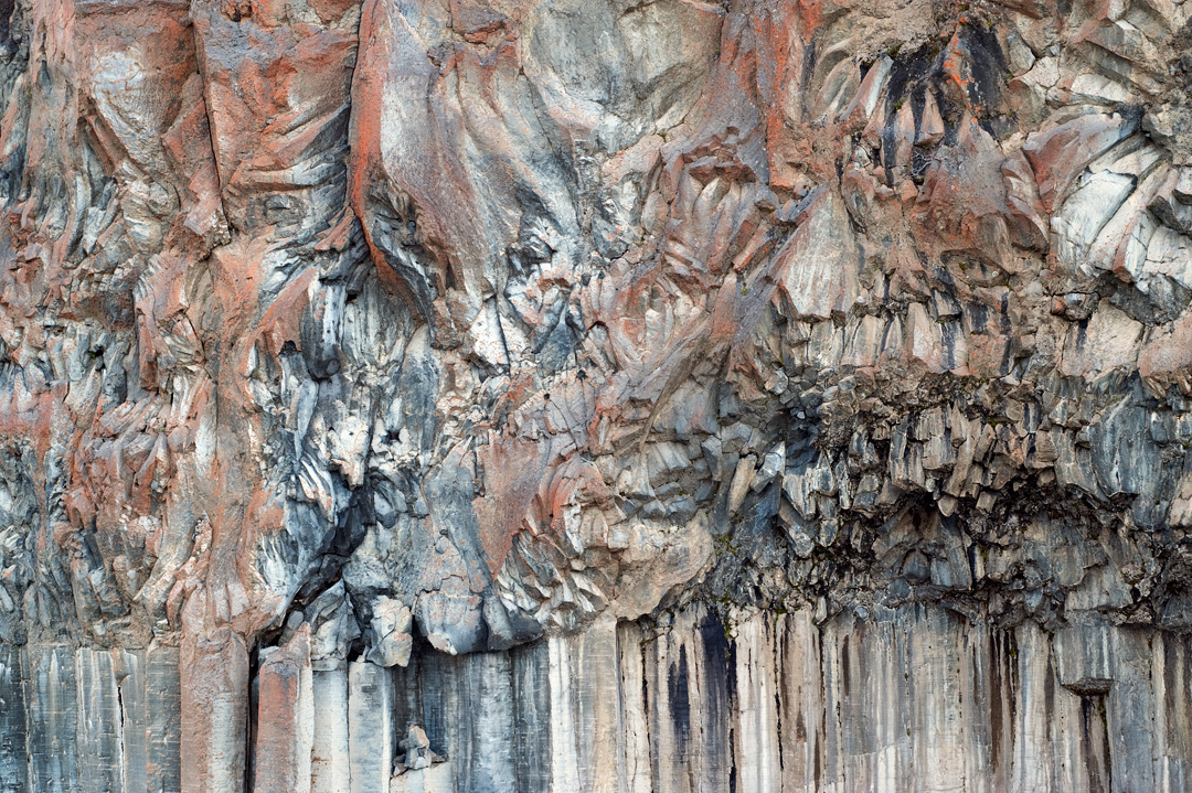 Basalt trees