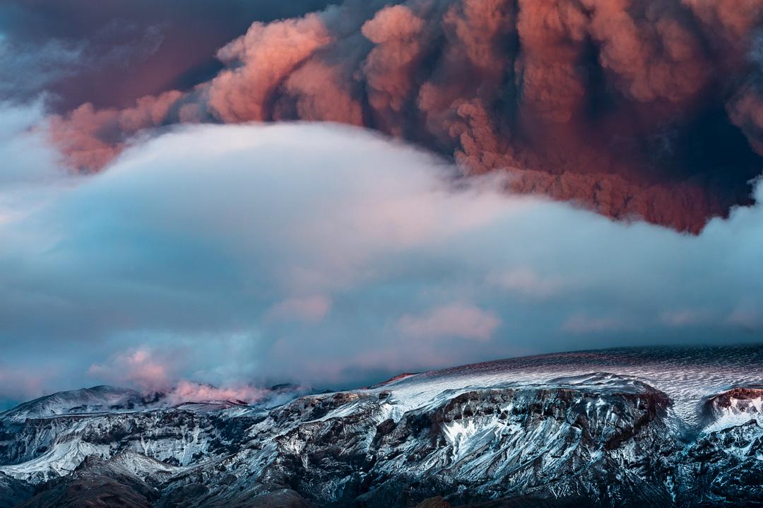 Eyjafjallajökull #1