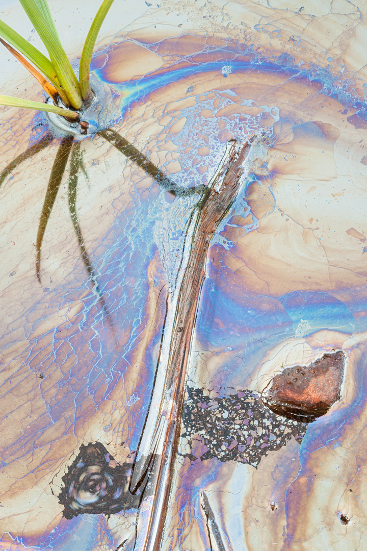 Kaleidoscope of watercolours