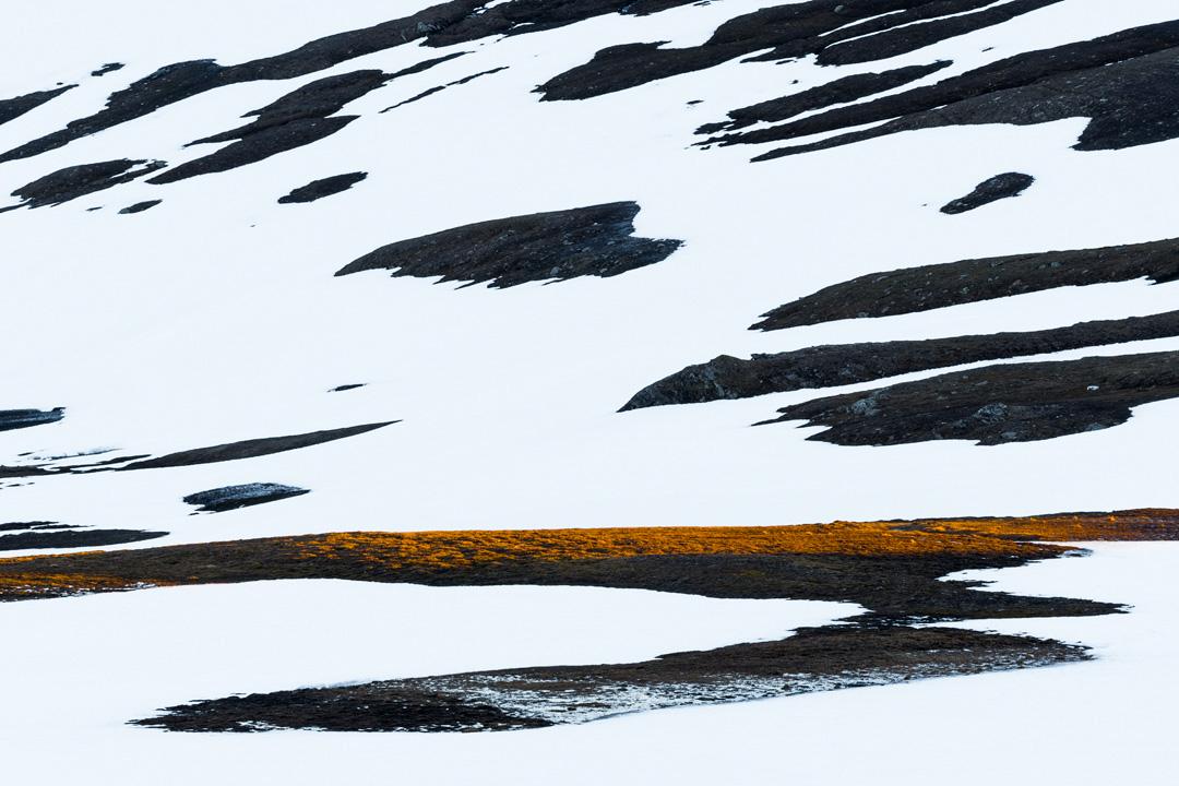 Melting slopes
