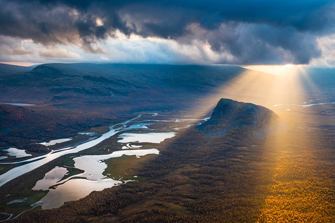 Deluge of light